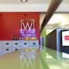 ACLA:WORKS office interior
