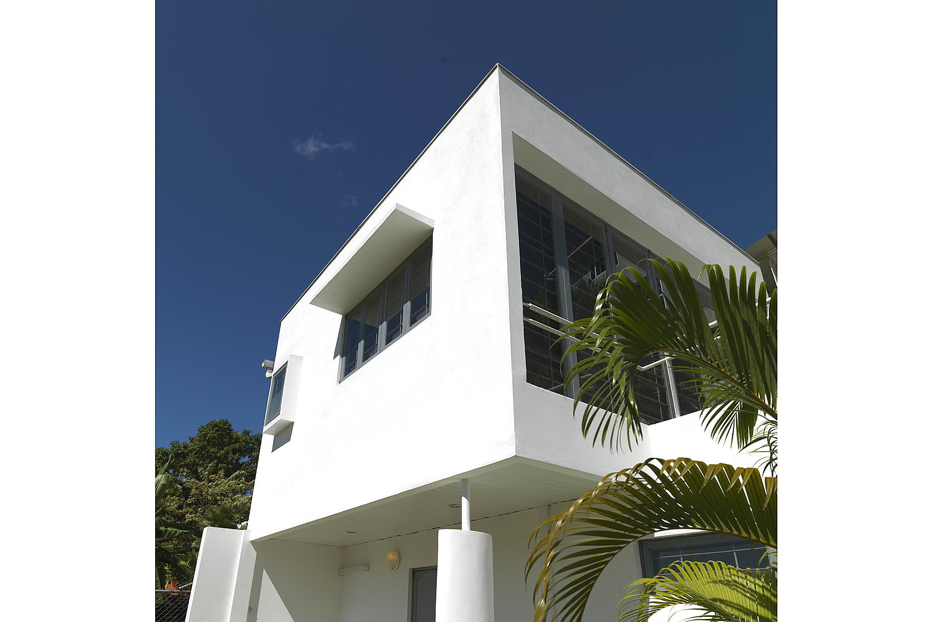 Modern Caribbean Architecture residential
