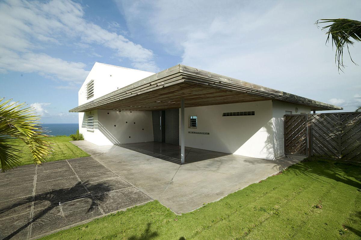 Modern Caribbean Architecture architect