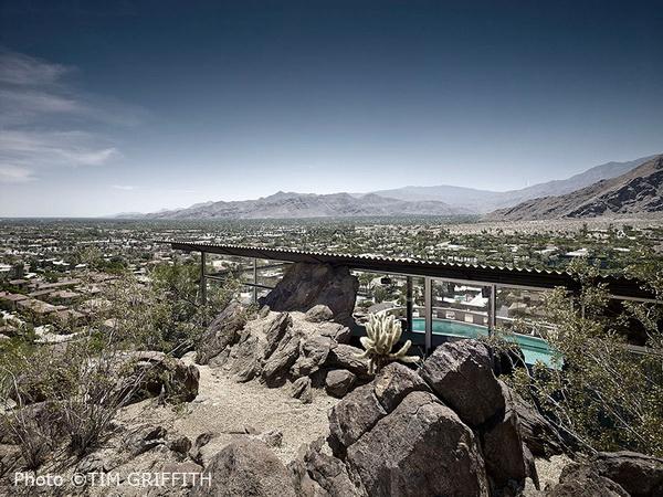 Frey House II, Palm Springs, California