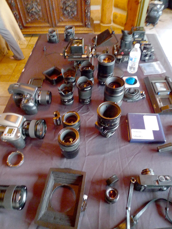 Capture Integration Photographic Equipment