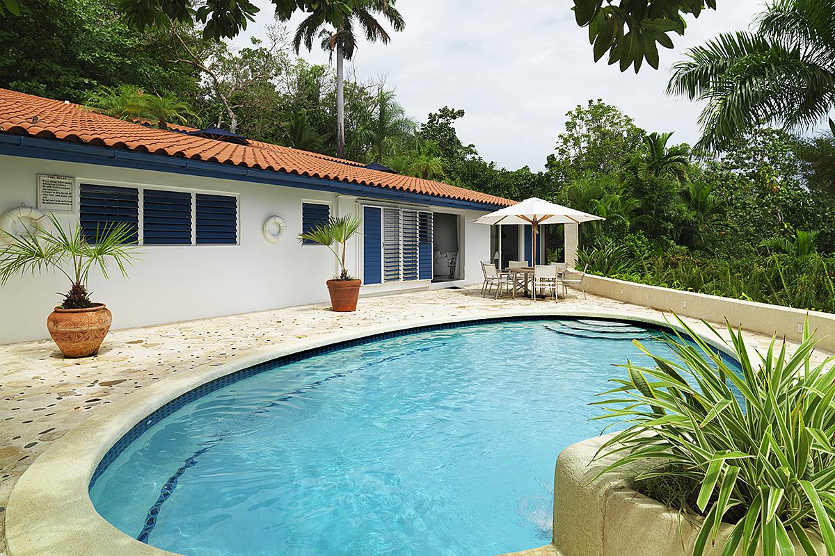 Sanwood cottage with private pool and terrace