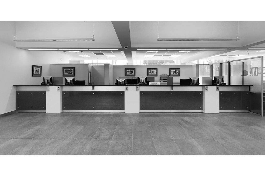 Banking Counters