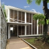 modern-architecture-caribbean-metal-canopy-wood-screen-calmette-clinic