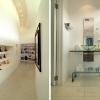 2-maharaj_glass-sink-caribbean-modern-bathroom